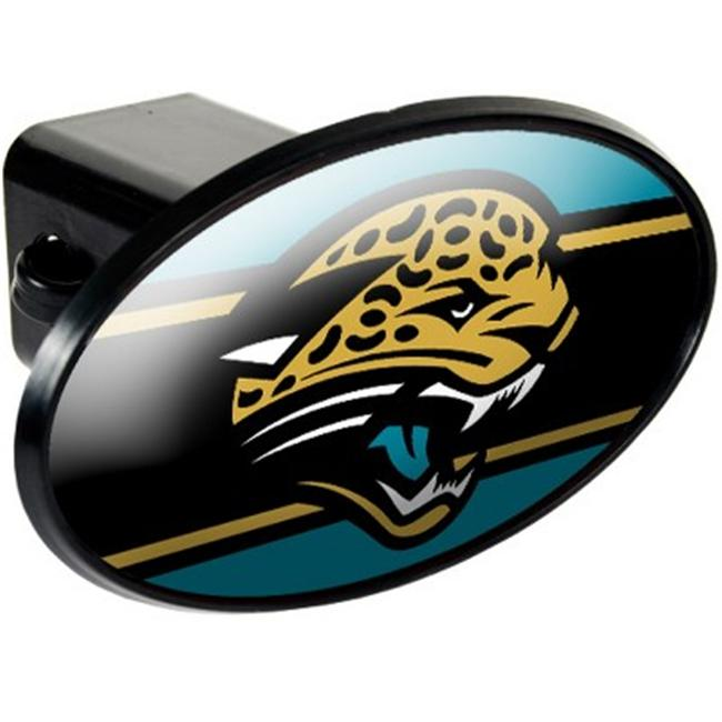 Great American Products 72030 Trailer Hitch Cover- Jacksonville Jaguars