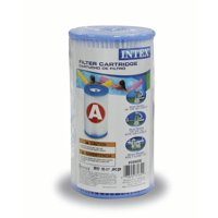 Intex Type A Swimming Pool Filter Cartridge, 1 Pack