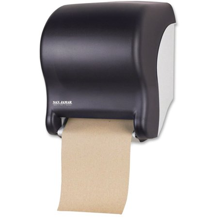 San Jamar Tear-N-Dry Essence Towel Dispenser - Roll Dispenser - 1 x Roll - 14.4