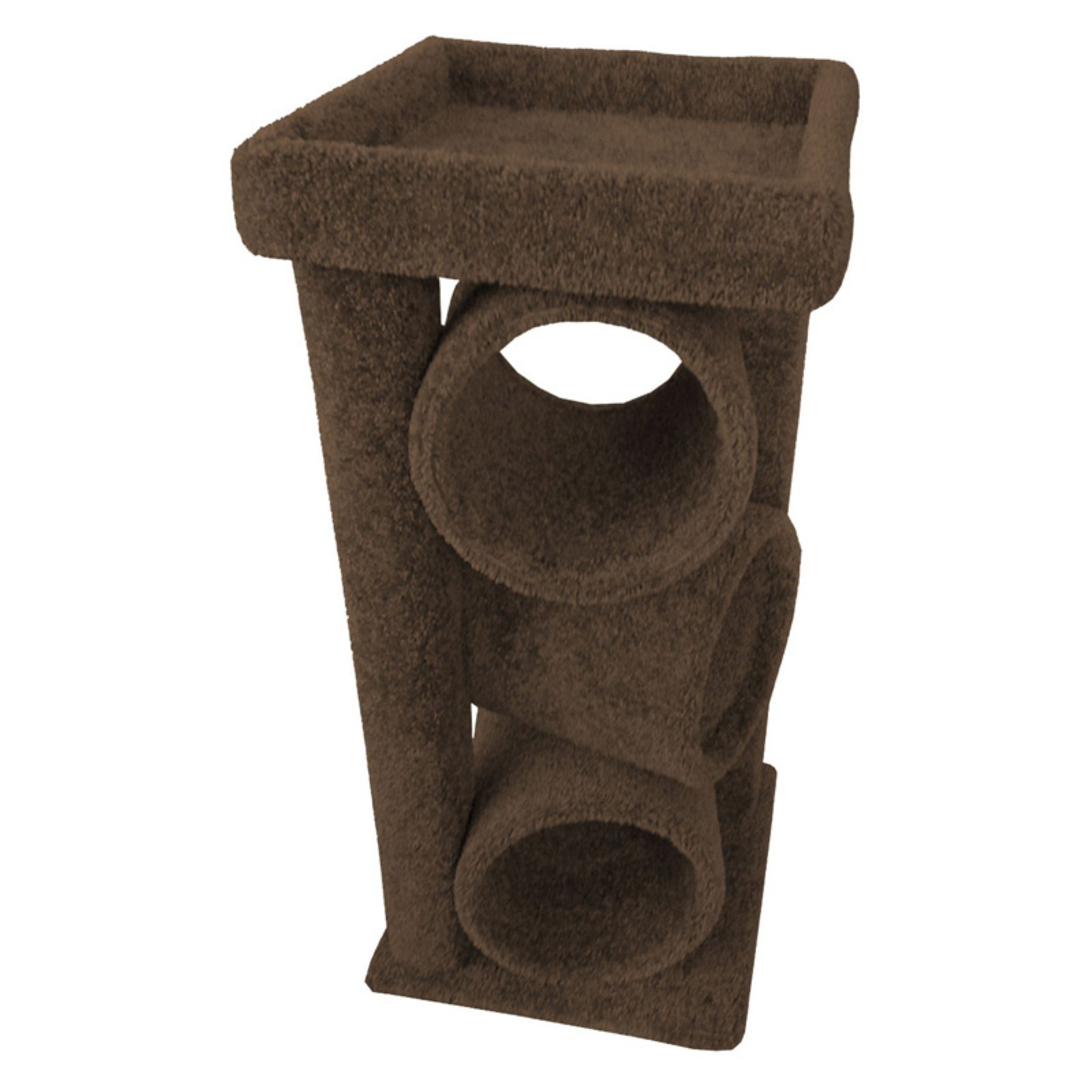 New Cat Condos 44 in. Triple Cat Tunnel