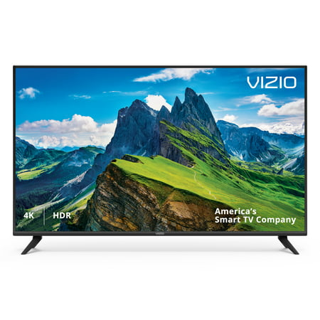 "VIZIO 50"" Class 4K Ultra HD (2160P) HDR Smart LED TV (Best Size Tv For Bedroom)"