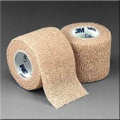"Coban 3M Self Adherent Wrap Bandage Sports Tape 2""  36 rolls"