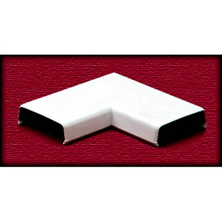 Wiremold Cordmate Flat Elbows - Wiremold CordMate Flat Elbows