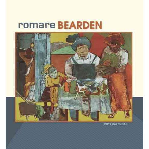 Romare Bearden 2011 Calendar