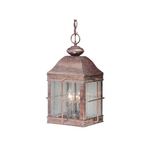 Breakwater Bay Downie 3-Light Outdoor Hanging Lantern by