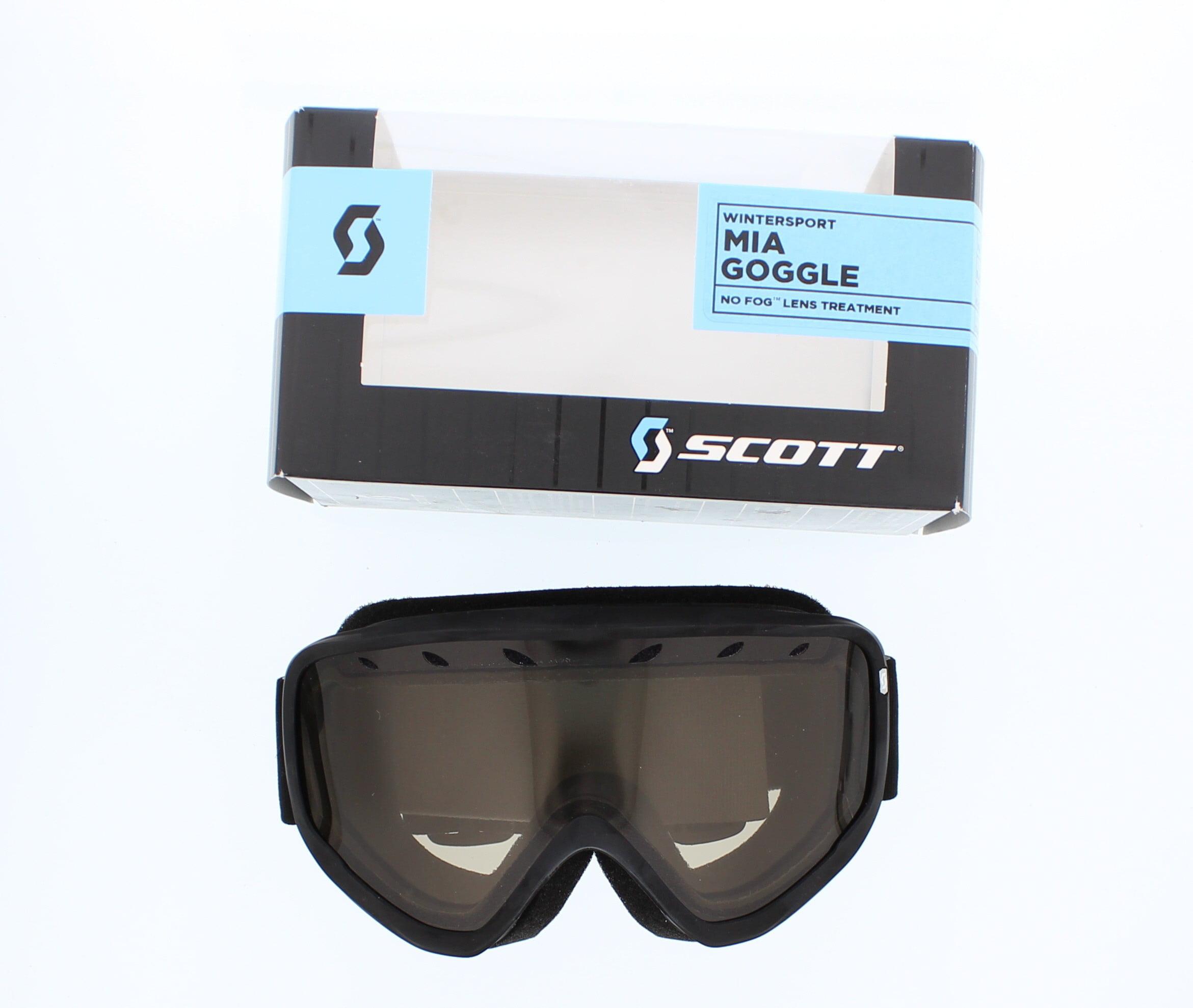 Scott Winter Sport MIA Black NL-40 Goggles by SCOTT