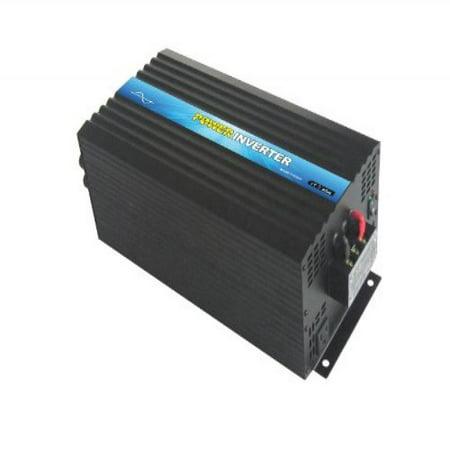 Control Pure Sine Wave Output - NIMTEK NR4000 Pure Sine Wave Off-grid Inverter with Remote Control, Solar Inverter 4000 Watt 12 Volt DC To 110 Volt AC (12VDC)