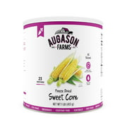 Augason Farms Freeze Dried Sweet Corn 1 lb No. 10 Can