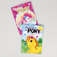 COLOR/ACTIVITY BOOK MY FIRST PONY 80PG IN PDQ 2 ASSORTED, Case Pack of 24