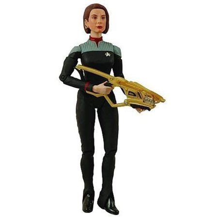 Star Trek Deep Space 9 Season 7 Kira Action Figure, A diamond select release By DIAMOND SELECT TOYS