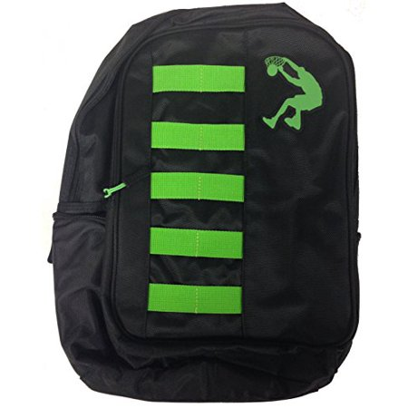 uille O'Neal 18 2-Compartment Stripe Backpack with Laptop Sleeve (Best 18 Laptop Backpack)