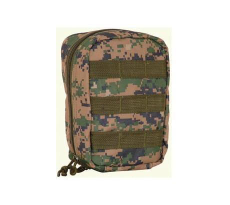 Fox Outdoor Large Modular 1st Aid Pouch, Digital Woodland 099598560829
