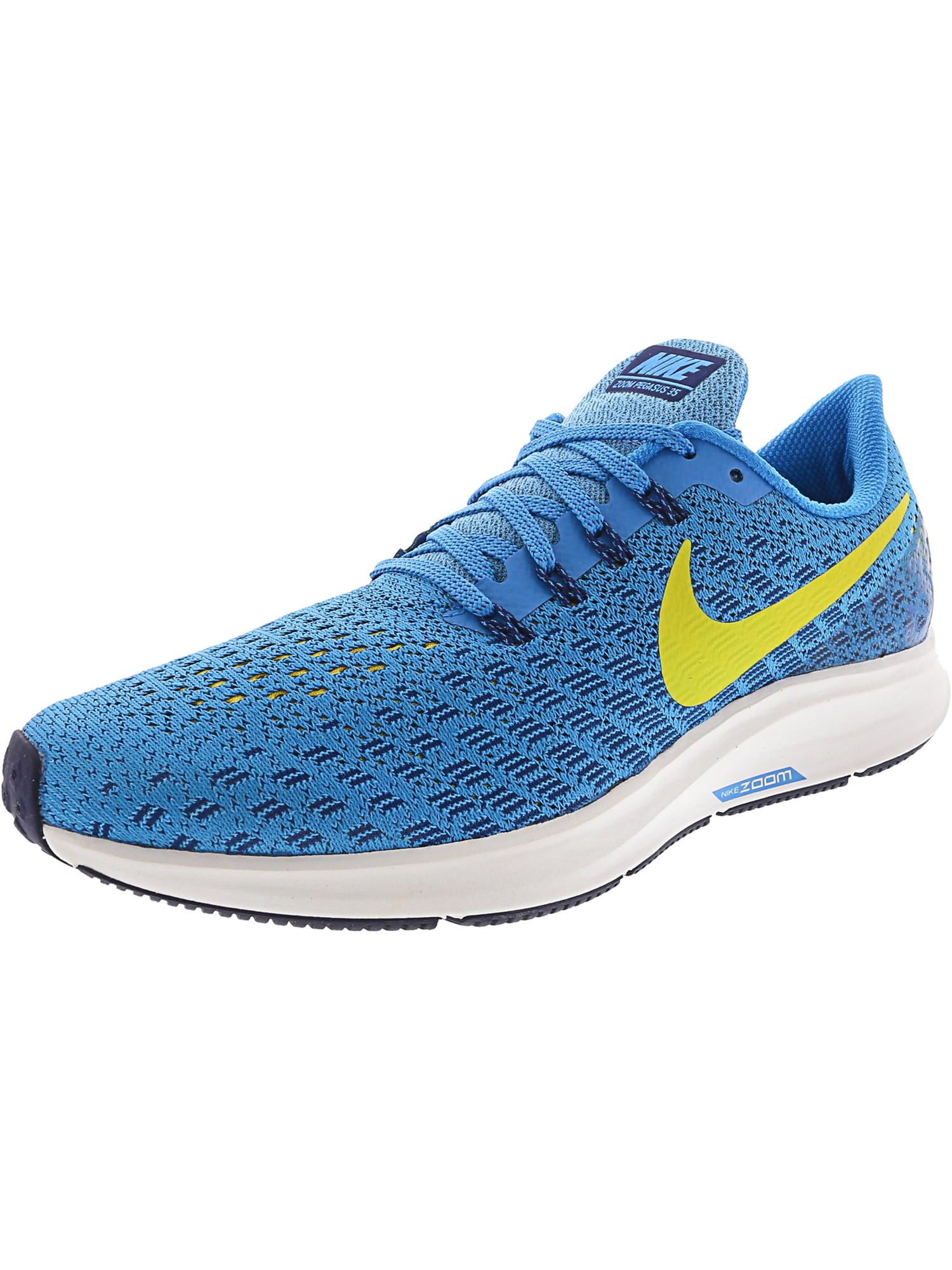 Nike Men's Air Zoom Pegasus 35 Blue