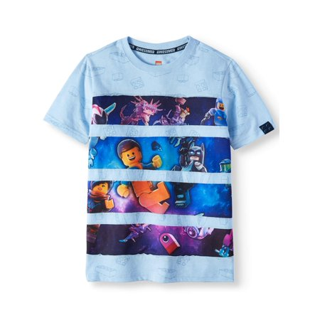 Movie 2 Short Sleeve Graphic Tee (Little Boys & Big Boys)