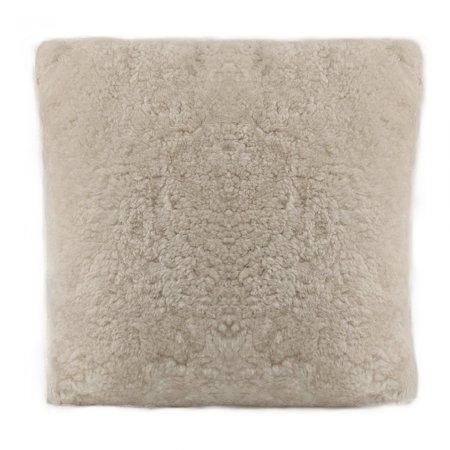Moe's Home Hunter Wool Pillow With Cream White Finish XU-1023-05