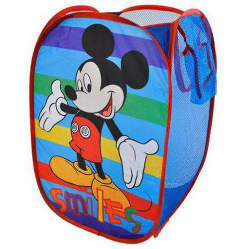 Disney Mickey Mouse Square Hamper