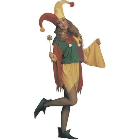 Jester Kings Adult Halloween Costume](Pair Of Kings Halloween)