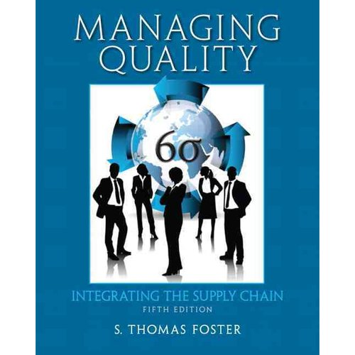 managing quality in a global supply In essence, supply chain management integrates supply and demand management within and across companies the global supply chain forum has introduced another supply chain model the american productivity and quality center (apqc) process classification framework.