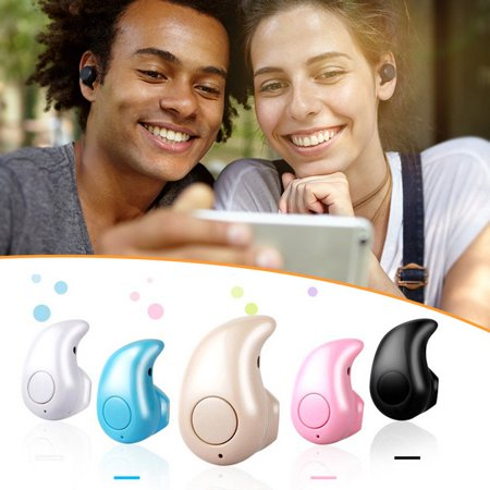 Mini Music Headphones In-Ear Stereo Stealth Dynamic Range And Noise Isolation - image 6 of 8