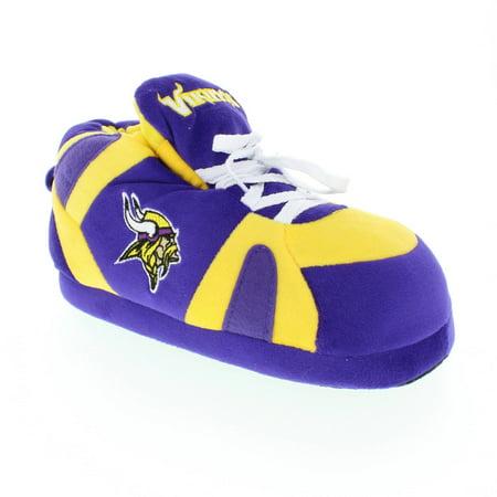 Comfy Feet   Nfl Minnesota Vikings Slipper