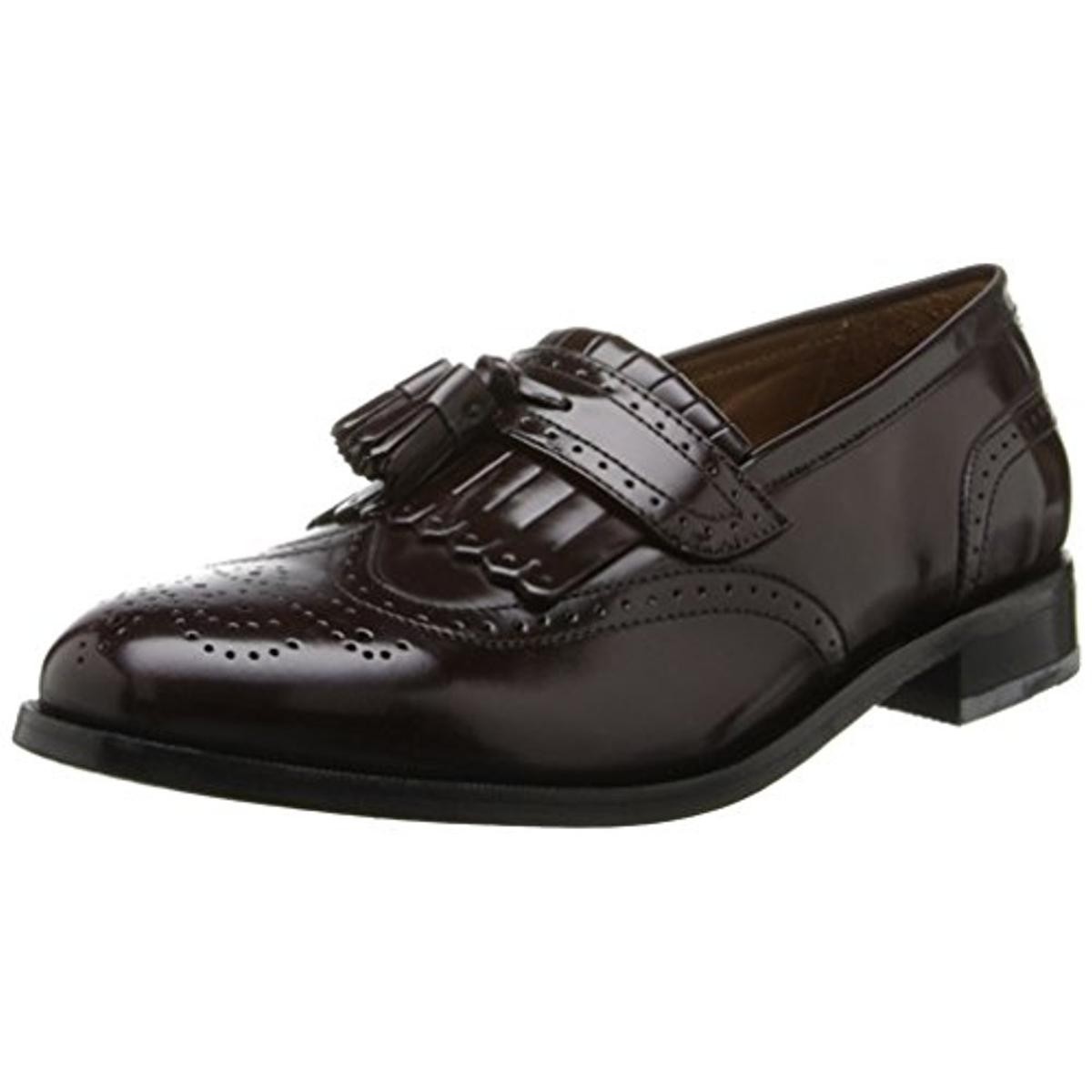 Florsheim Mens Brinson Leather Wing Tip Loafers by Florsheim