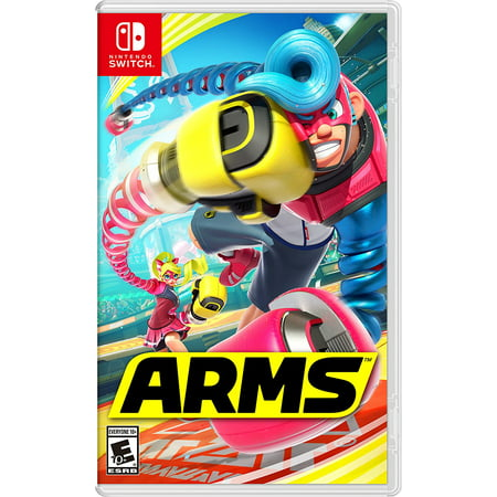 ARMS, Nintendo, Nintendo Switch, 045496590529