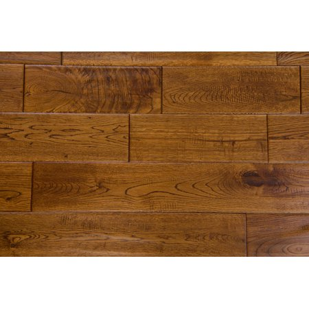 """King Collection Solid Hardwood in Pecan - 3/4"""" x 5"""" (24.22sqft/case)"""