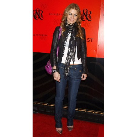 Carmen Electra In Attendance For Rock & Republic Fall 2007 Fashion Show Cipriani Restaurant New York Ny February 03 2007 Photo By Kristin CallahanEverett Collection Celebrity