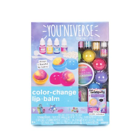 Youniverse Do It Yourself Color Change Lip Balm, 1 Each