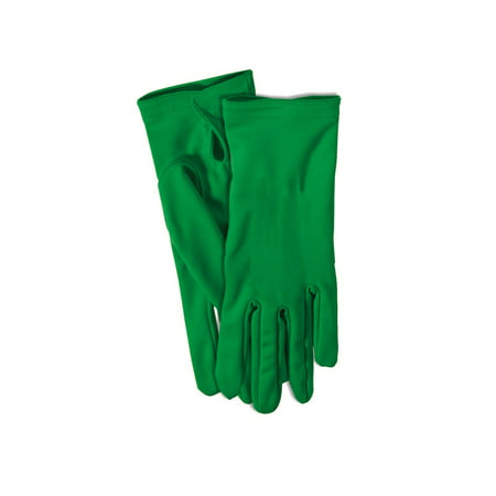 Green Gloves Halloween Costume Accessory - Halloween Dark Harbor