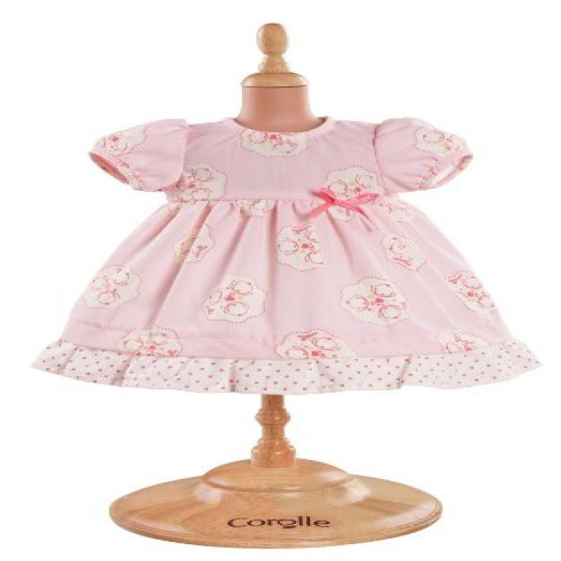 """Corolle Mon Premier Pink Dress for 12"""" Doll Fashions by Corolle"""