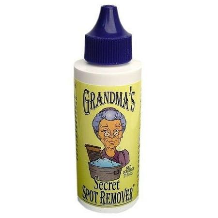 Walmart: Grandma's Secret Spot Remover, 2 Ounces Only $2.94