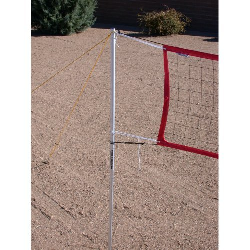 Ultimate Systems Deluxe Backyard Volleyball Set