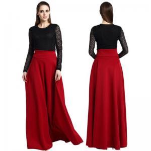 157fe296c79748 EFINNY - EFINNY Women's Gypsy High Waist Maxi Full Length Skirts -  Walmart.com