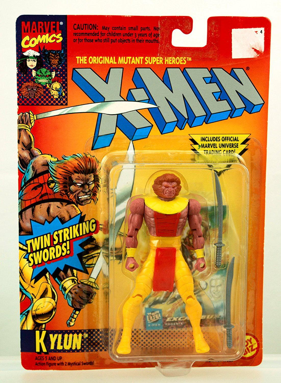 X-Men Kylun Action Figure, Kylun Action Figure By X Men by