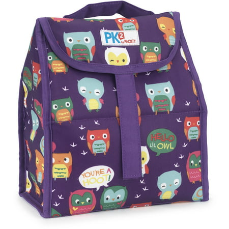 Packit Freezable   Reusable Lunch Bag With Velcro Closure