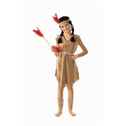 RG Costumes 91042-M Indian Princess Costume - Size Child-Medium