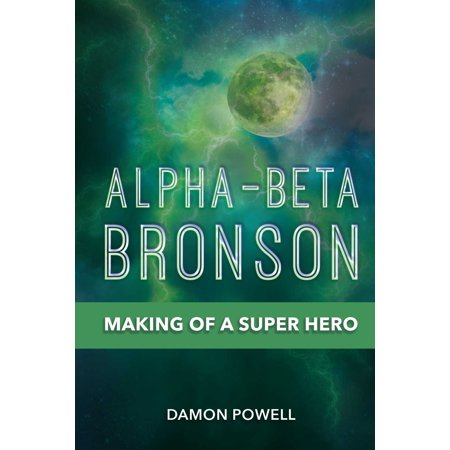 Alpha-Beta Bronson - eBook (Action Bronson Halloween)