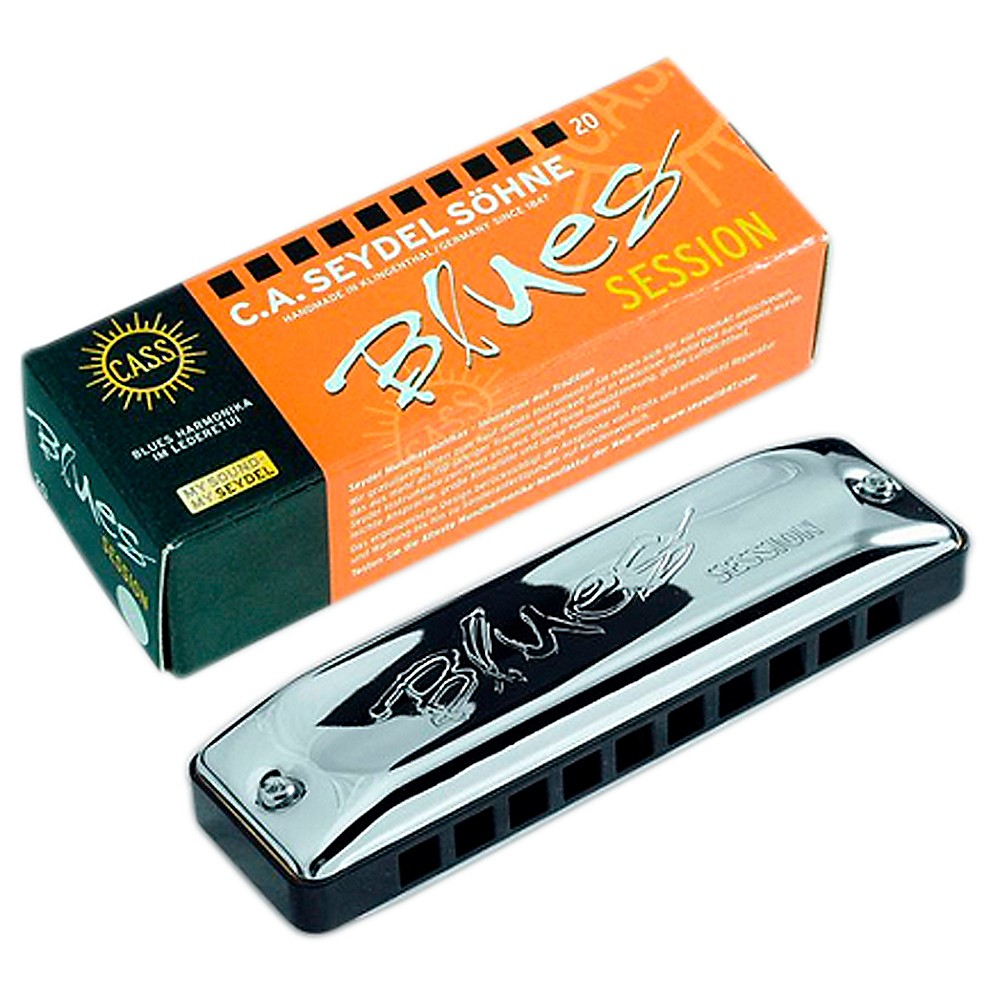 SEYDEL Blues Session Standard Harmonica A