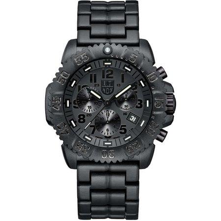 Luminox Sea Navy Seal Chronograph Blackout Watch A.3082.BO