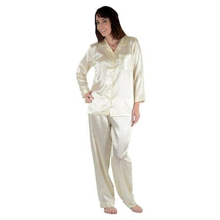 7734b7cfaa Up2date Fashion - Up2date Fashion s Women s Classic Pajamas - Walmart.com