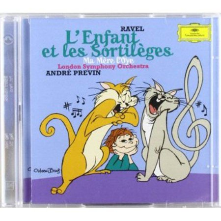 Many of Maurice Ravel's friends believed that the love he shared with his mother was the only love he ever knew, and that Ravel's second and final opera, 'L'Enfant et les Sortilges' (first performed in 1925), was the composers tribute to that relationship. This tender and delightfully whimsical tale imagines
