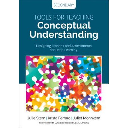 Tools for Teaching Conceptual Understanding, Secondary : Designing Lessons and Assessments for Deep Learning - Halloween Lessons For Teaching