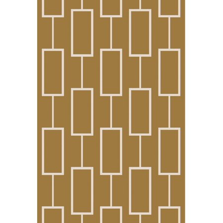 Skyline Skl2010 Area Rug In Olive  Beige
