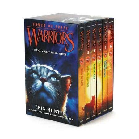 (Warriors: Power of Three Box Set: Volumes 1 to 6)
