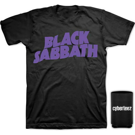 Black Sabbath T-Shirt Purple Logo Ozzy T-Shirt S-3XL + Coolie