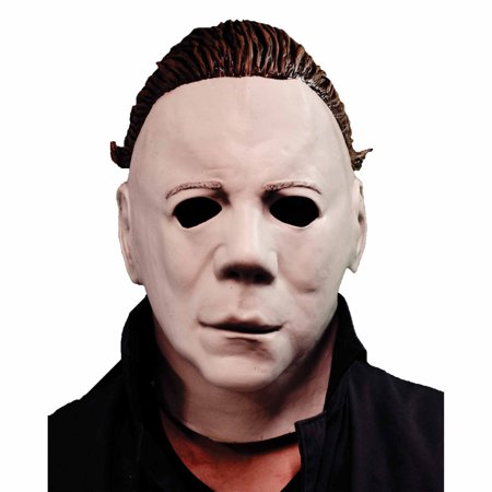 Halloween 2 Face Latex Mask Adult Halloween Accessory - Halloween Masks For Men