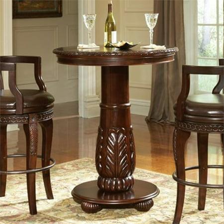 Steve Silver Company Antoinette Pub Table in Lush (Antoinette Desk)