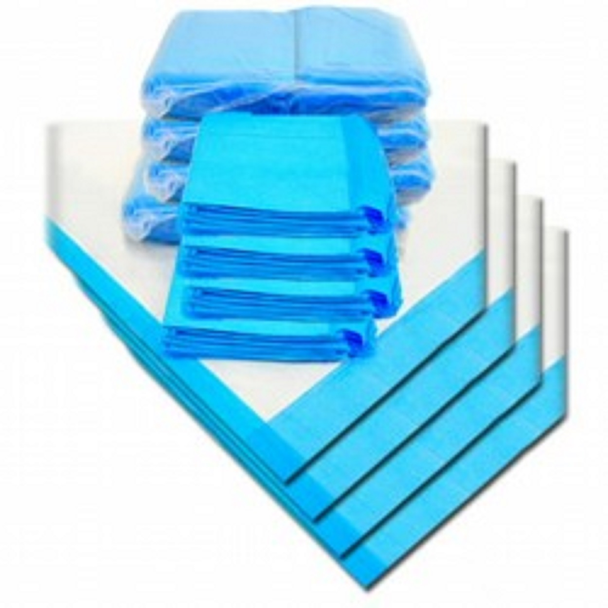 150 30x30 Dog Puppy Training Wee Wee Pee Pads Underpads Medical Adult Potty
