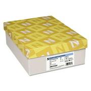Neenah Paper Classic Crest #10 Envelope, 4 1/8 x 9 1/2, Natural White, 500/Box